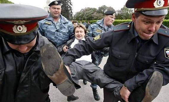 Nikolai Alexéyev Rusia