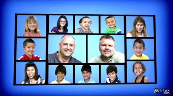Roger Steven Ham family