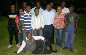 Zimbabwe GALZ group