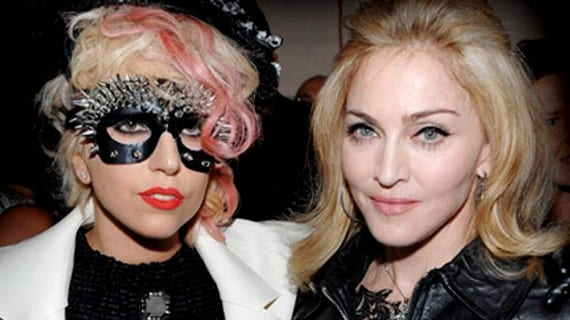 Madonna Gaga Masterpiece
