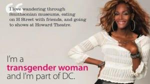 Campaña transgénero