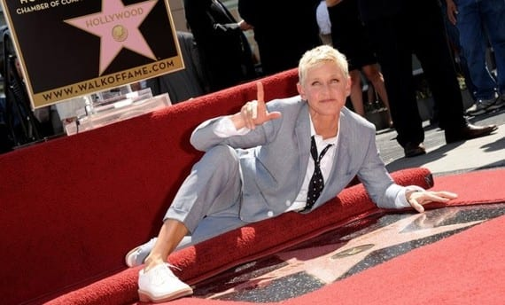 Ellen Star Hollywood
