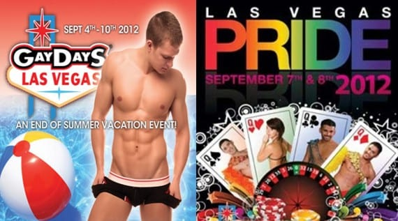 Gay Days Las Vegas