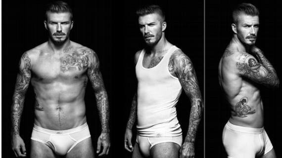 H&M Beckham underwear