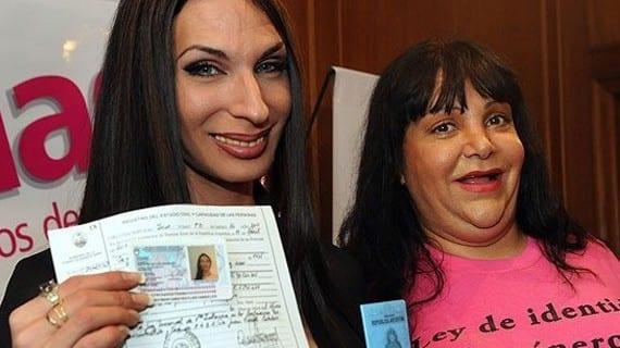 Identidad género Argentina