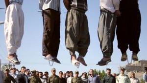Irán ejecuciones gays