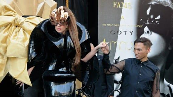 Lady Gaga Macy