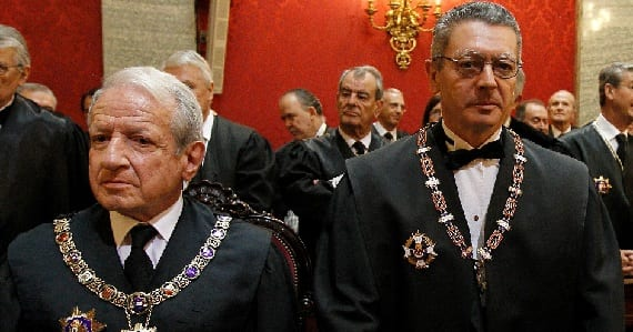 Pascual Sala Alberto Ruiz-Gallardón