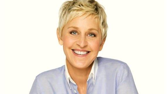 Ellen DeGeneres premio