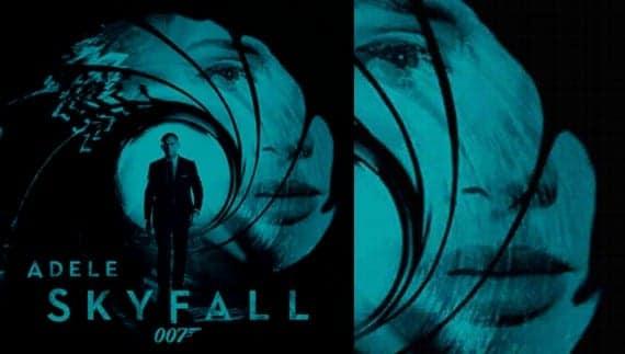 Adele Skyfall Bond