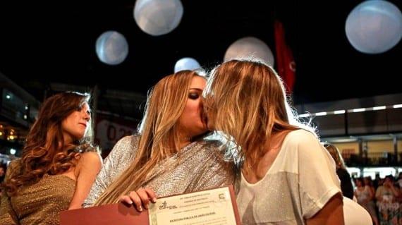 Brasil boda gay colectiva
