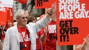 Ian McKellen Stonewall