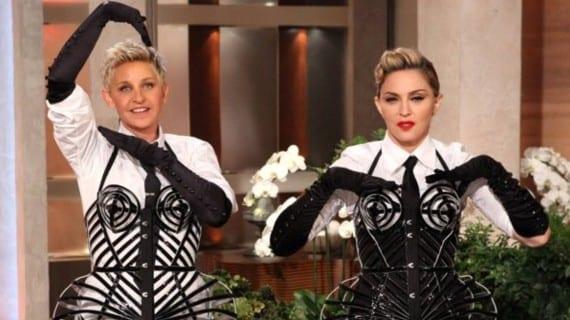 Madonna Ellen 2012