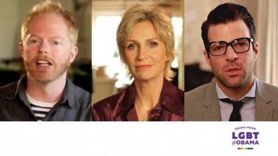 Obama Pride Celebrities