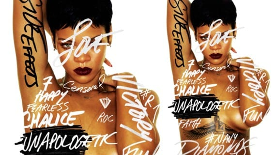 Rihanna Unapologetic 2012