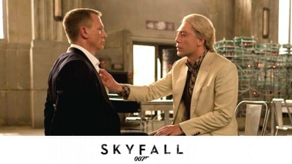 Skyfall Bond Silva