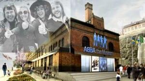 ABBA Museo Estocolmo
