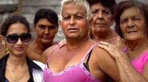 Adela transexual Cuba
