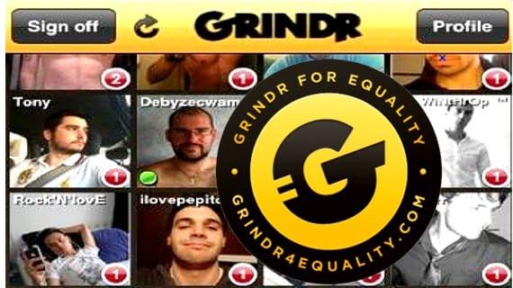 Grindr encuesta Igualdad