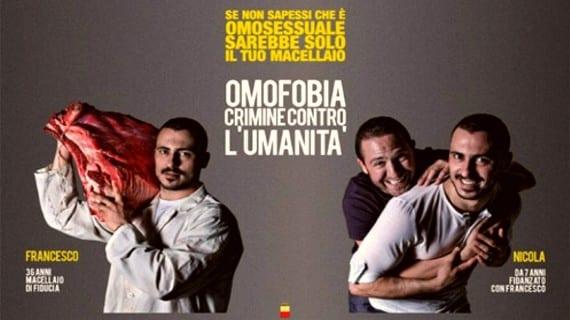 Italia diputados homofobia