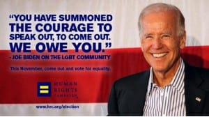 Joe Biden HRC
