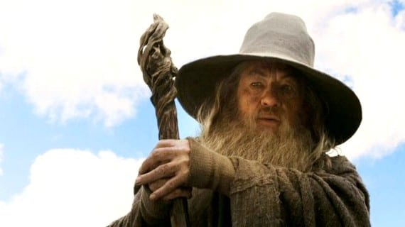 McKellen The Hobbit Gandalf