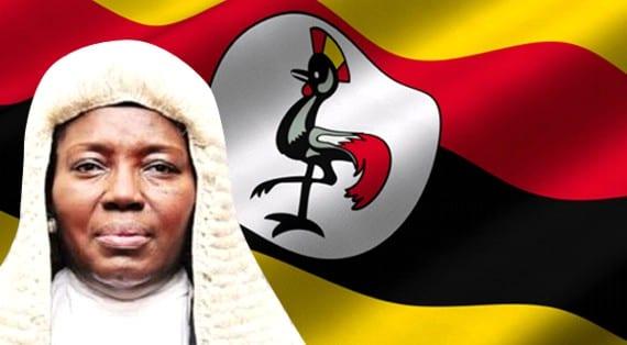 Rebecca Kadaga Uganda