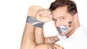 Ricky Martin NOH8