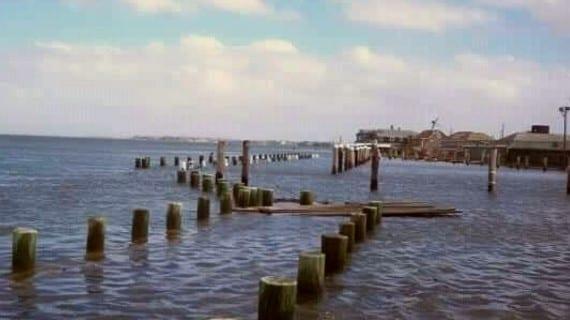 Sandy Fire Island
