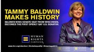 Tammy Baldwin HRC