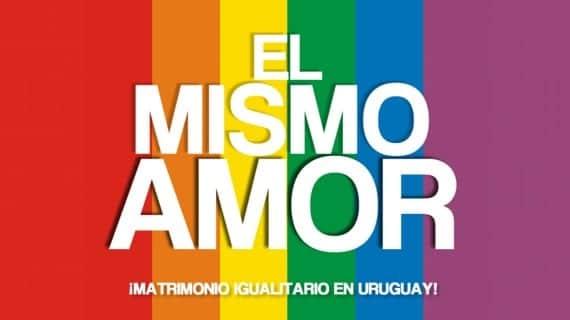 Uruguay matrimonio igualitario