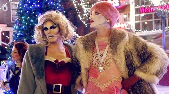 Amsterdam Pink Christmas