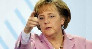 Angela Merkel antigay