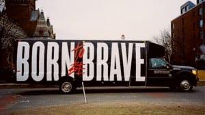 Born to be Brave Gaga