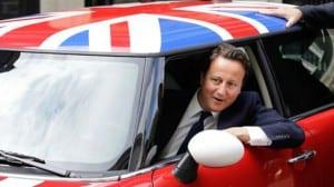 David Cameron británicos