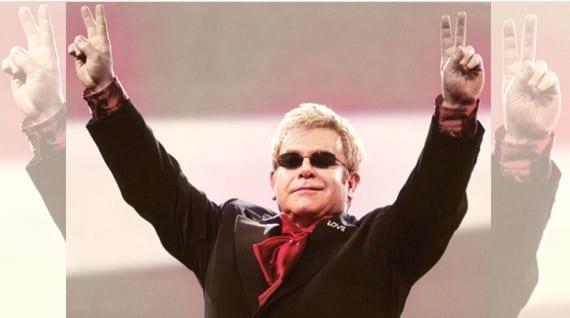 Elton John Malasia