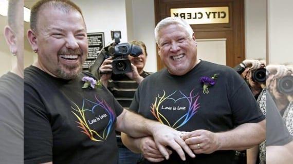 Maine matrimonio gay