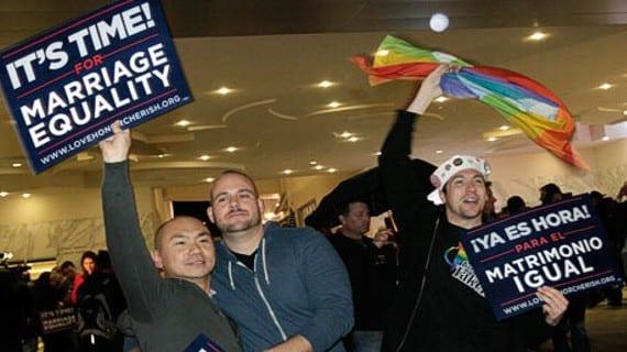 Matrimonio gay EE.UU.