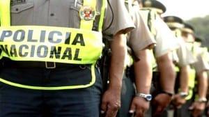 Policía Perú homosexuales