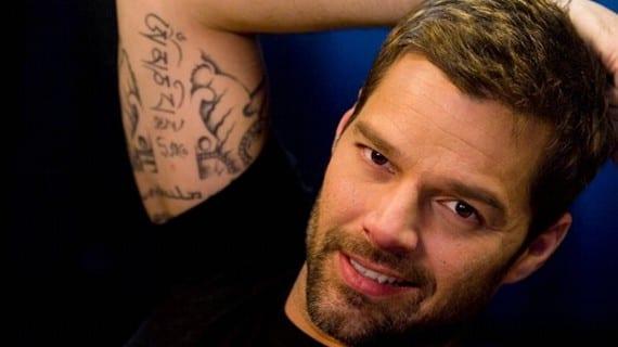 Ricky Martin Voice