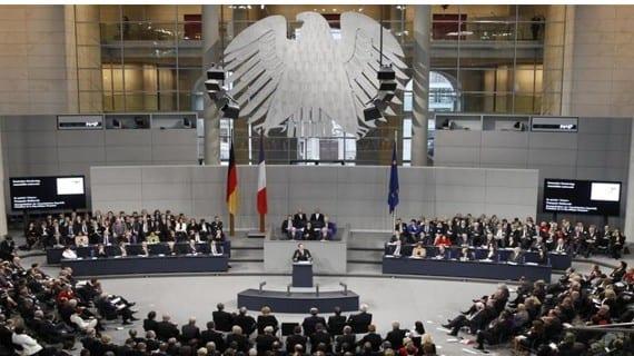 Alemania Bundestag impuestos