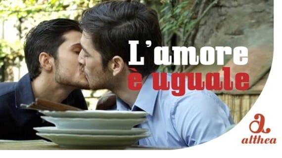 Althea publicidad gay