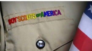 Boy scouts homosexuales