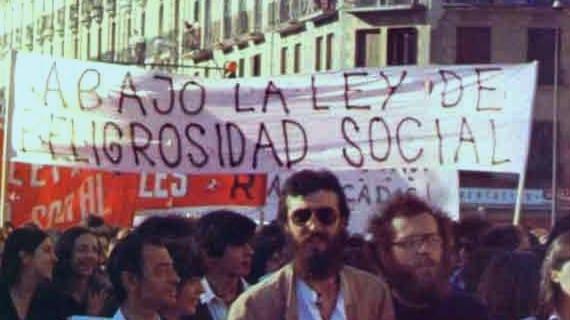 Despenalización homosexualidad España