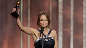Jodie Foster Golden Globe