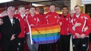 Sheffield contra homofobia