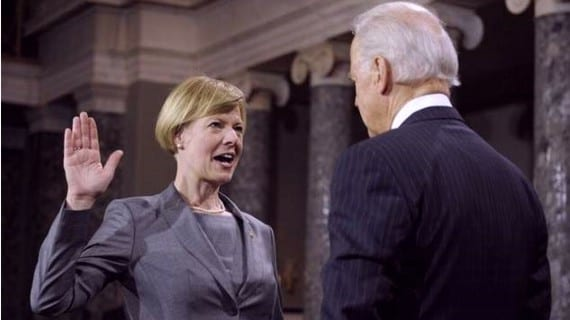 Tammy Baldwin Biden