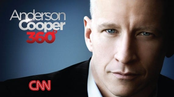 Anderson Cooper GLAAD