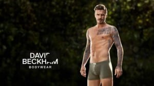 Beckham underwear H&M