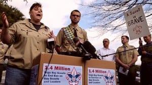 Boy Scouts Texas